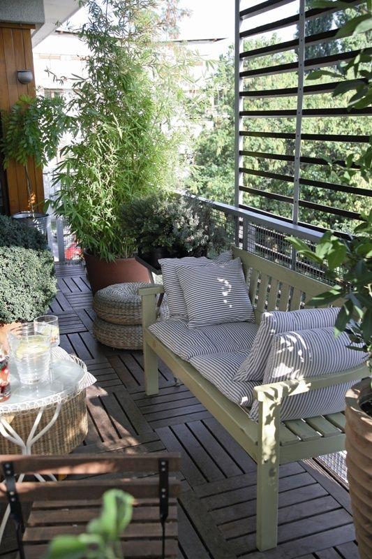 Balkony a malé terasy - Obrázek č. 81