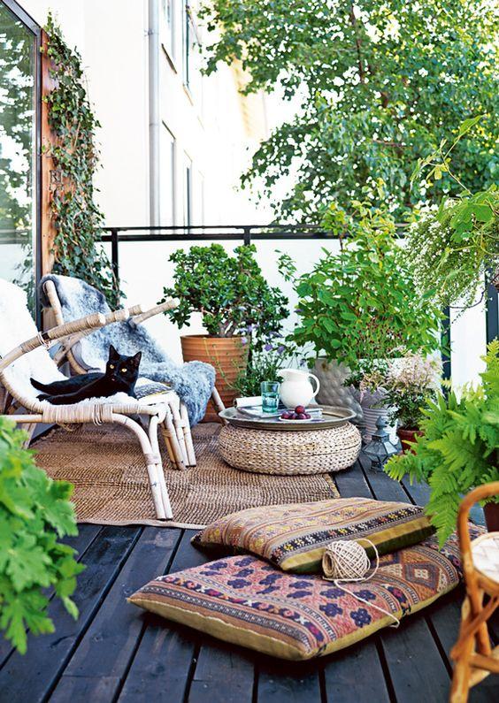 Balkony a malé terasy - Obrázek č. 96