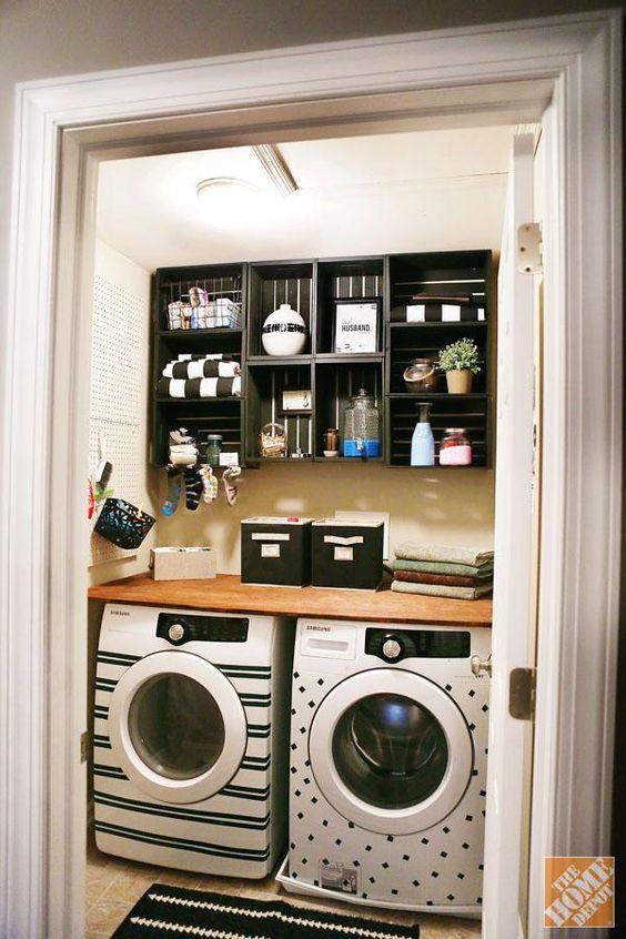 Prádelna,technická místnost,úklidová komora....prostě-kam s tím? - Obrázek č. 146