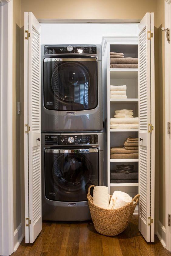 Prádelna,technická místnost,úklidová komora....prostě-kam s tím? - Obrázek č. 148