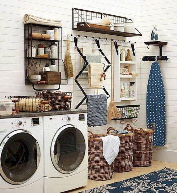 Prádelna,technická místnost,úklidová komora....prostě-kam s tím? - Obrázek č. 149