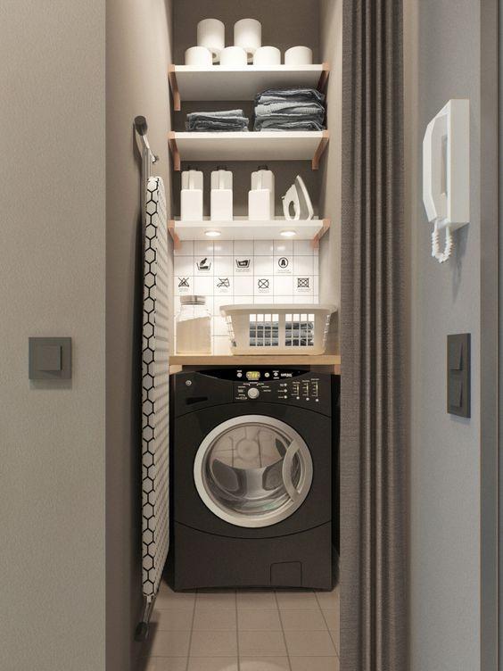 Prádelna,technická místnost,úklidová komora....prostě-kam s tím? - Obrázek č. 157