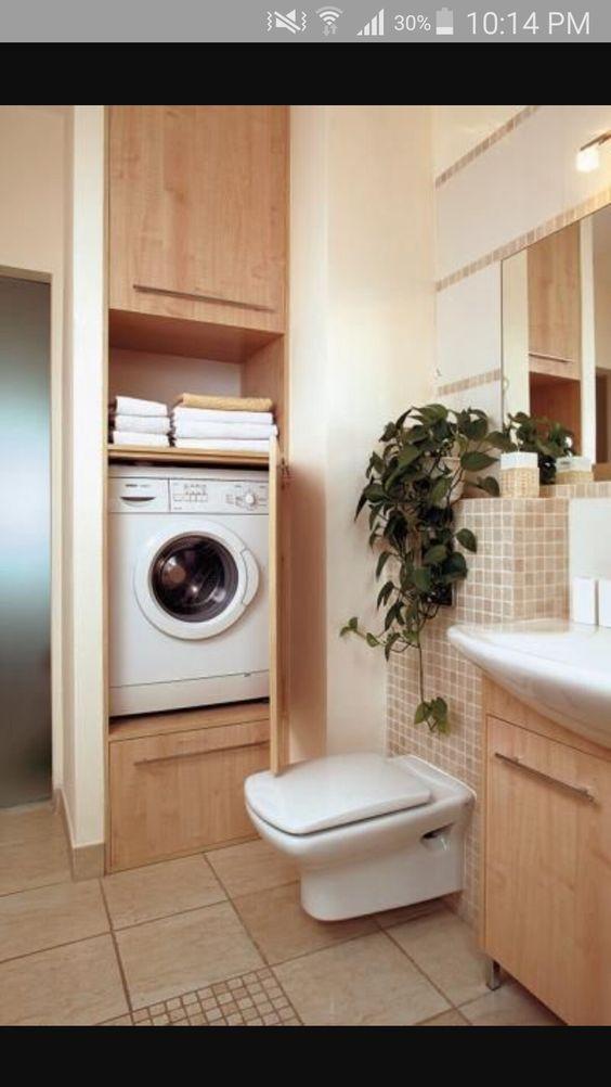 Prádelna,technická místnost,úklidová komora....prostě-kam s tím? - Obrázek č. 158