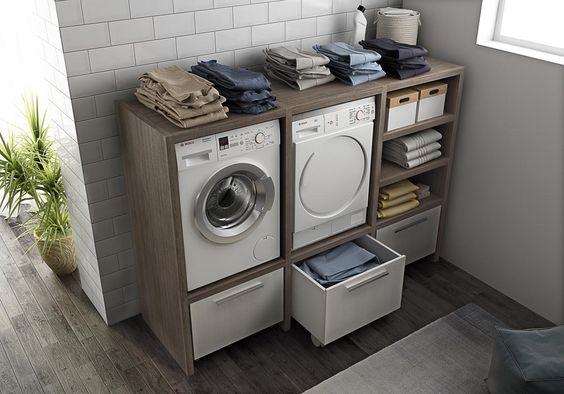 Prádelna,technická místnost,úklidová komora....prostě-kam s tím? - Obrázek č. 160