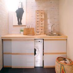 Prádelna,technická místnost,úklidová komora....prostě-kam s tím? - Obrázek č. 172