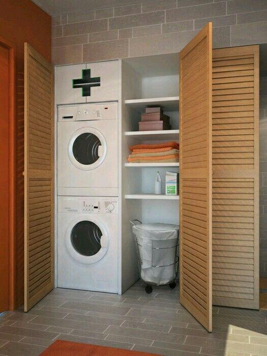 Prádelna,technická místnost,úklidová komora....prostě-kam s tím? - Obrázek č. 174
