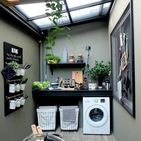 Prádelna,technická místnost,úklidová komora....prostě-kam s tím? - Obrázek č. 177