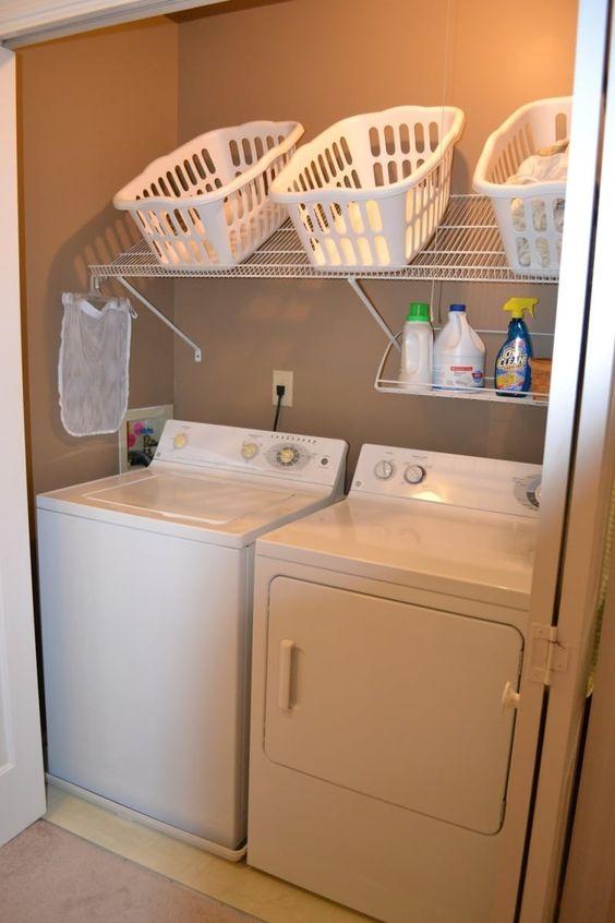 Prádelna,technická místnost,úklidová komora....prostě-kam s tím? - Obrázek č. 183
