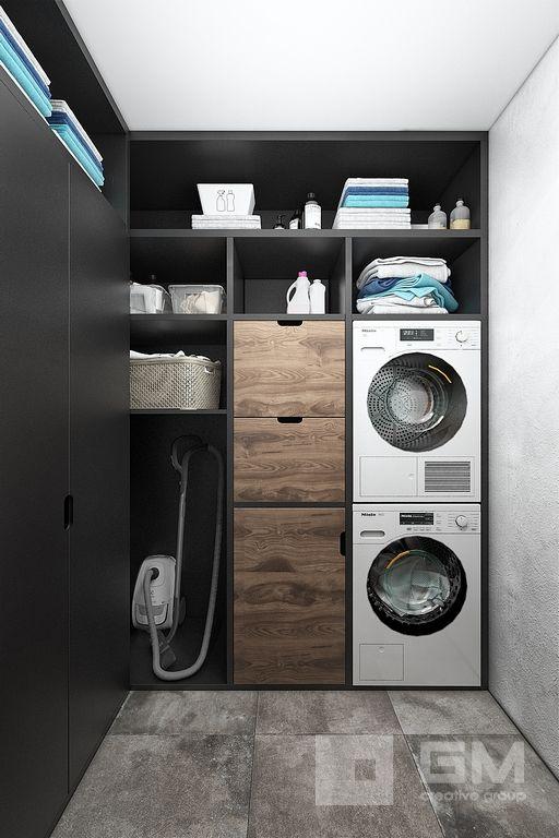 Prádelna,technická místnost,úklidová komora....prostě-kam s tím? - Obrázek č. 184