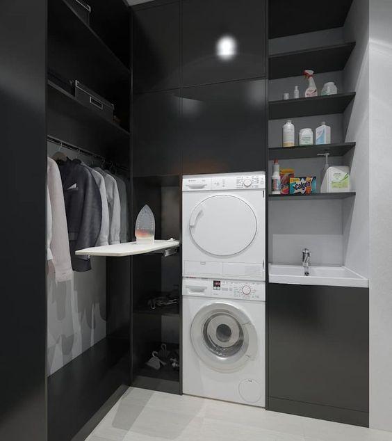 Prádelna,technická místnost,úklidová komora....prostě-kam s tím? - Obrázek č. 188