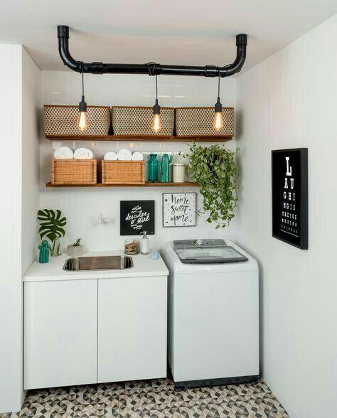 Prádelna,technická místnost,úklidová komora....prostě-kam s tím? - Obrázek č. 195