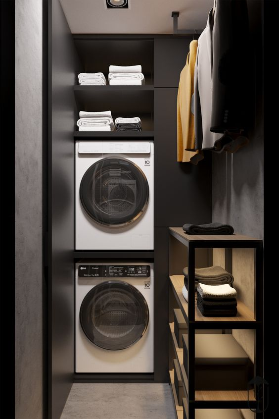 Prádelna,technická místnost,úklidová komora....prostě-kam s tím? - Obrázek č. 196