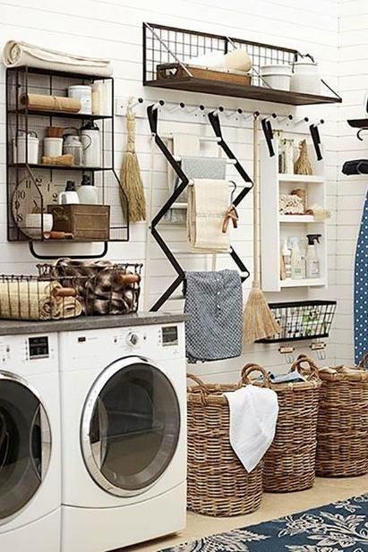 Prádelna,technická místnost,úklidová komora....prostě-kam s tím? - Obrázek č. 199