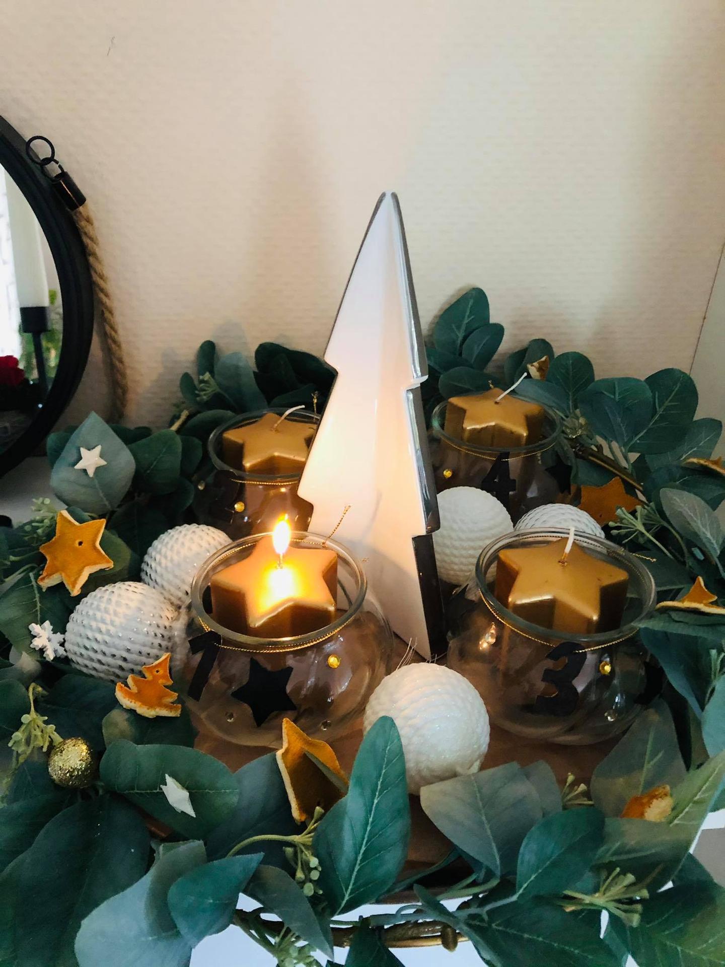 Tak konečně už i já jsem začala s vánočním laděním..... - Obrázek č. 1