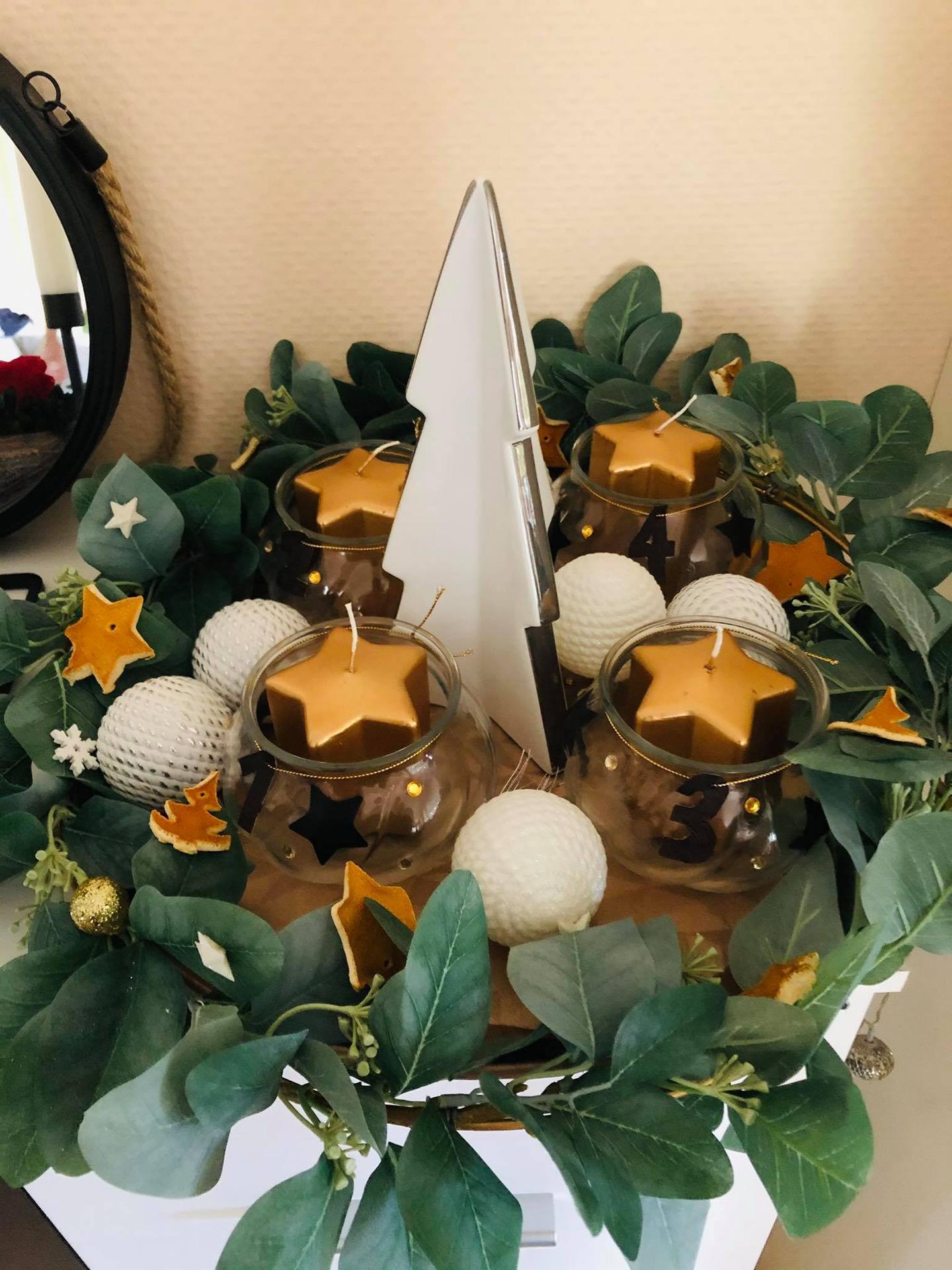 Naše vánoční střípky.... - Obrázek č. 2