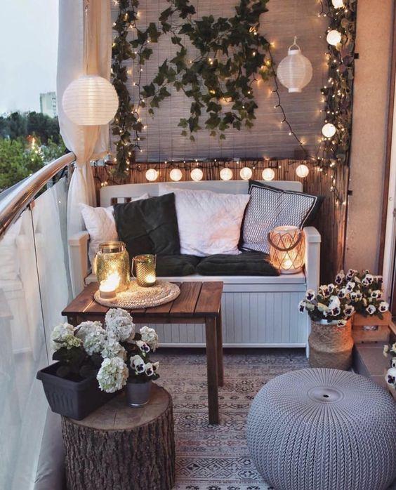 Balkony a malé terasy - Obrázek č. 256
