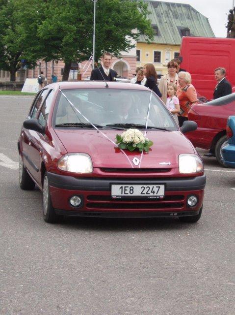Lucka{{_AND_}}Michal - pozóór jede nevěsta :o))
