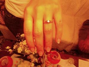 můj prstýnek (foto mobil)