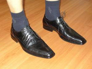 miláčkovi nové boty