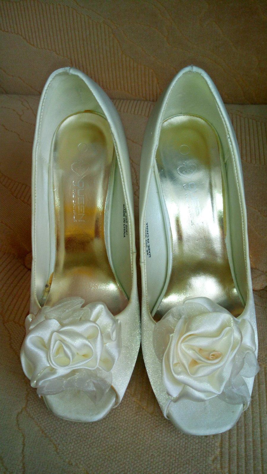 Satenové topánky - Obrázok č. 4