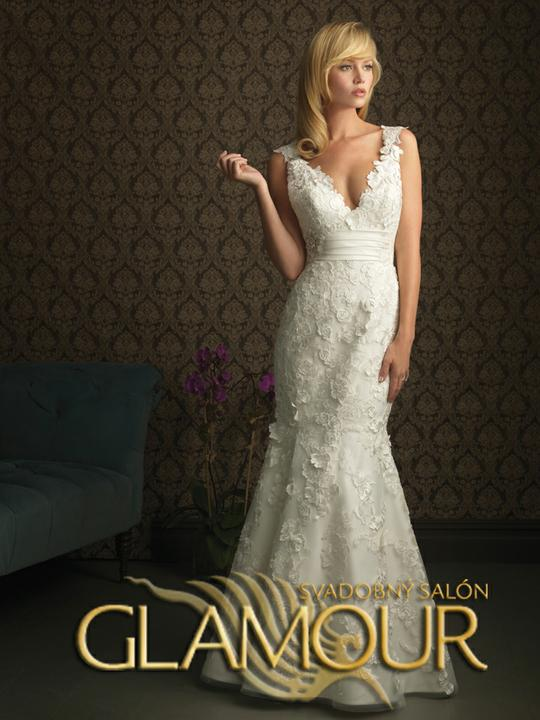 COLLECTION 2012  - salón GLAMOUR! :) - ALLURE BRIDALS model Marielle