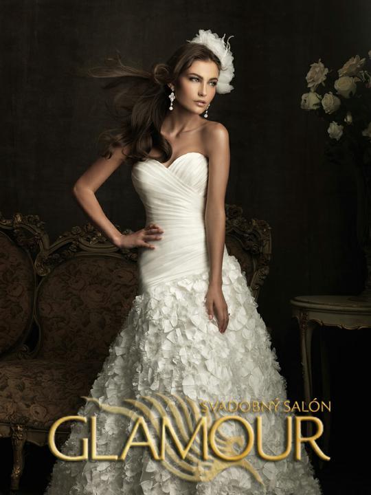 COLLECTION 2012  - salón GLAMOUR! :) - ALLURE BRIDALS model Chanel