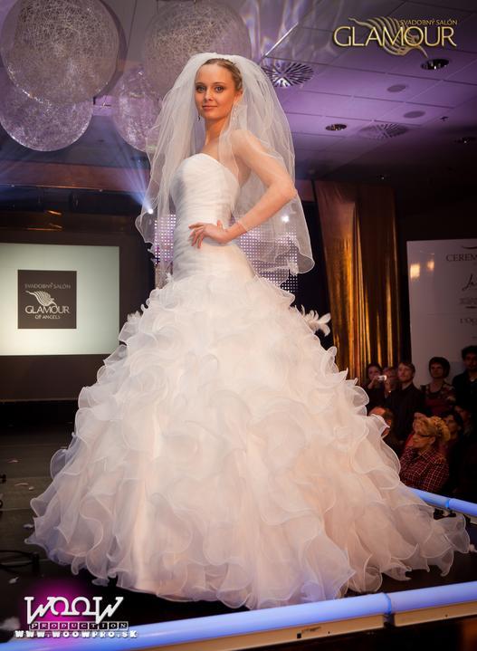 Výstava Svadba 2012 Košice - ALLURE ROMANCE model YASMINE | 2457