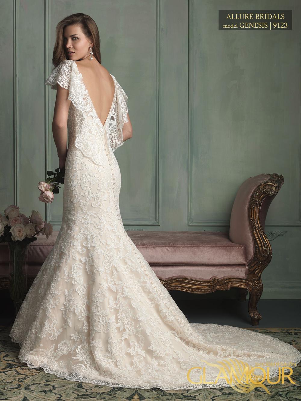 Nova kolekcia Allure Bridals 2014 - Allure Bridals model Genesis