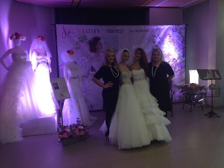 Výstava Svadba 2014 Kosice - Svadobny salon Glamour Vam specialne prinasa na Slovensko značku prestízneho navrhara Lazara and Tara Keely!