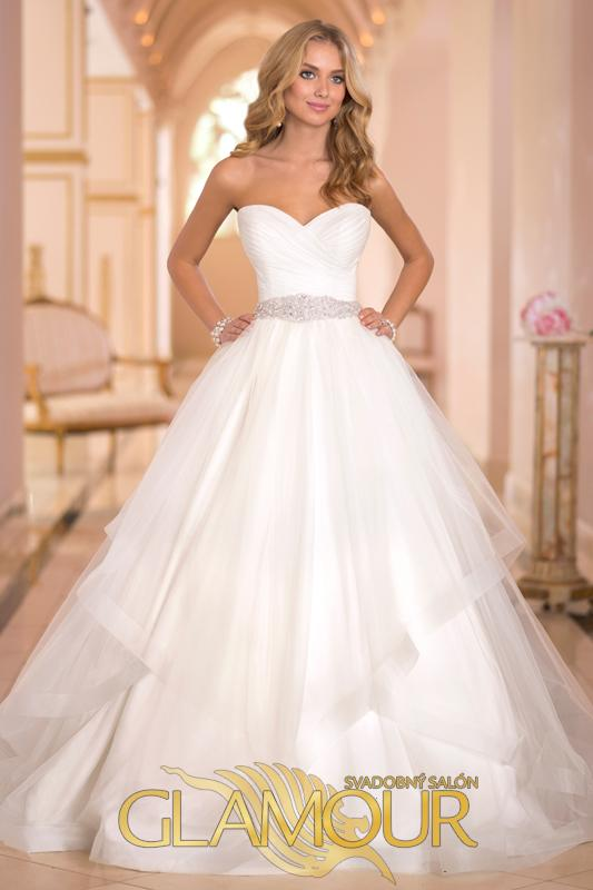 Collection 2015 Glamour of Angels - 5859 od Stella York