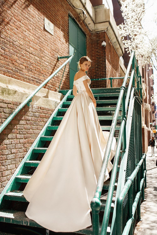 Svadobný salón GLAMOUR OF ANGELS - KOLEKCIA 2020 Vogue