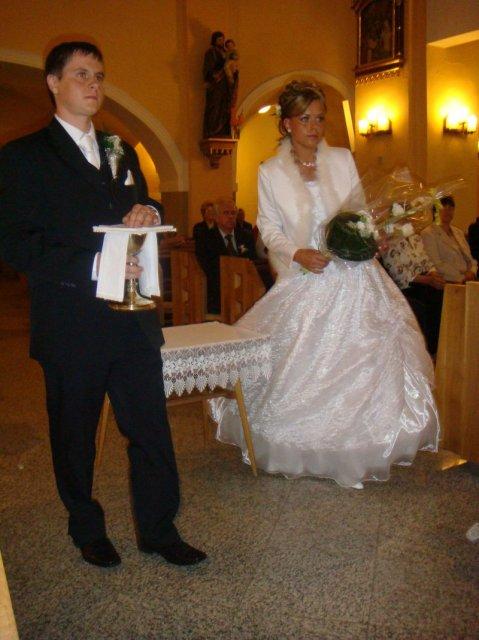 Kamila{{_AND_}}Marek - ...v kostole...