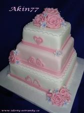 Náš dort:o))