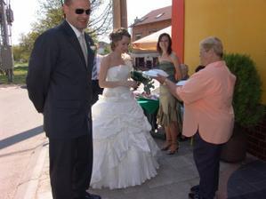 ted se ukáže, proc si me doopravdy vzala