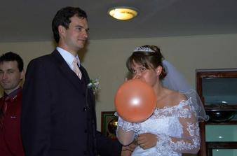 museli jsme foukat balonek...:-)