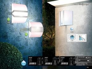 venkovní - nad vchod se senzorem a nad zbylé dveře bez