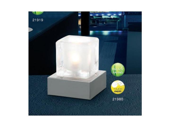 Osvětlení - stolní lampička 9x9x10,5
