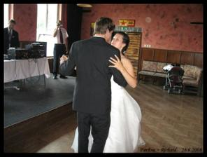 Náš první, novomanželský :O)