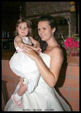 Já s našim malým miláčkem :o)