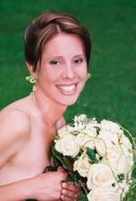 detail nevěsty