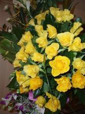 kytica, ktorú som dostala od maminky