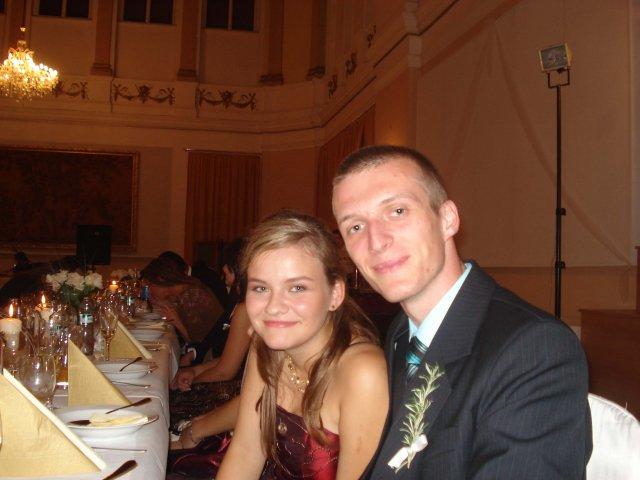 Martina{{_AND_}}Marek - môj braček s družičkou