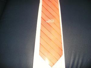 a bude mať takúto krásnu kravatu