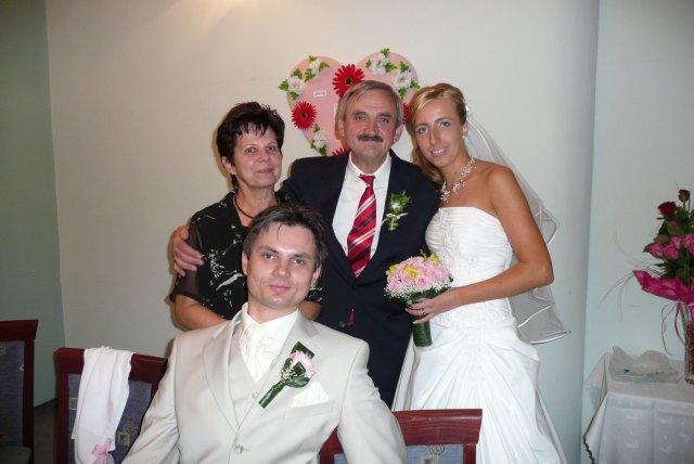 Martina Lastičová{{_AND_}}Andrej Štrajt - Spolu s rodicmi