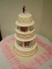 Svadobná torta - výborná