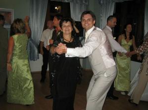 Zenich s maminkou