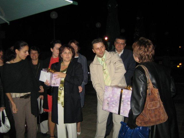 Martina Lastičová{{_AND_}}Andrej Štrajt - Nevestini kolegovia