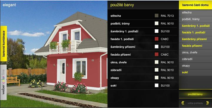 Barva fasády - Obrázek č. 2