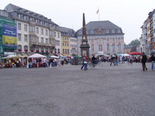 Nase hnizdecko lasky:)))) - Asi tri dny pred svatbou jsme zakotvili v jednom malebnem meste v NRW...