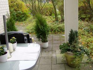 ..tak jsme oblikli i terasku do podzimniho:)